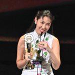 王若琳翻唱專輯《愛的呼喚》拿下本屆金曲獎最佳國語專輯