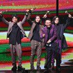 滅火器獲得本屆金曲獎「最佳樂團」 主唱楊大正:送給16歲的自己!