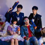 東波EastWave新歌邀李優獻聲 MV扮裝水手服美少女戰士槍戰肉搏五位男團員