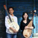 鍾玉鳳與David Chen合奏「藍。掉」 二專《垂釣島嶼》冬日巡演開跑